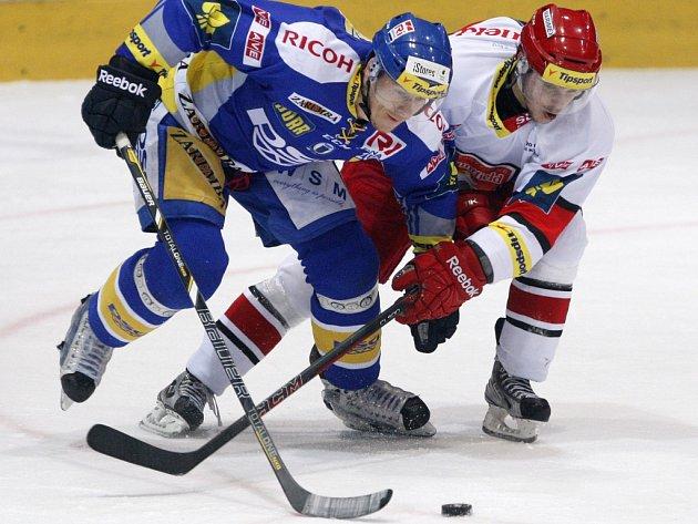 Filip Čech (v modrém). Ilustrační foto.