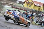 Mikuláš Zaremba Rally ve Slušovicích - Kočí, Kostka