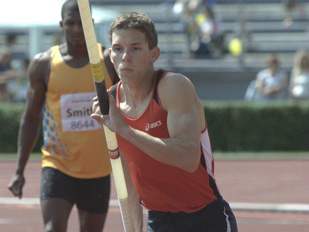 Všestranný atlet Adam Pašiak