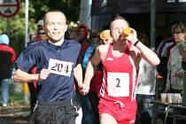 Půlmaraton. Ilustrační foto