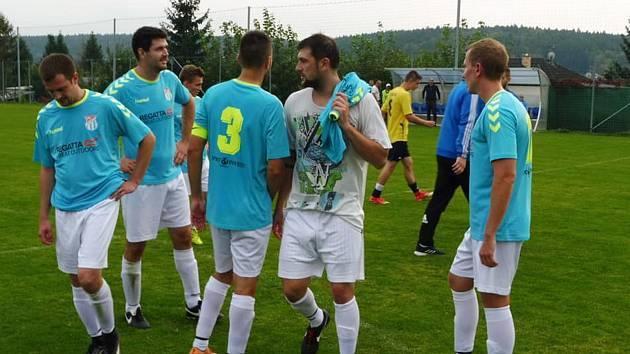 Souboj dvou týmů z popředí tabulky dopadl lépe pro Štípu, která přehrála Újezd.