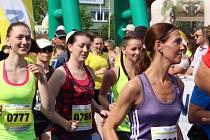 Festivalový půlmaraton ve Zlíně