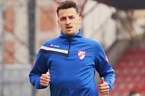 Bývalý křídelník Zlína či Sparty Vukadin Vukadinović na jaře hostuje v druhé turecké lize, kde čeká na první vstřelený gól.