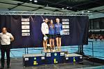 Mladí zlínští plavci a plavkyně zazářili na zimním mistrovství České republiky. V Plzni získali čtyři národní tituly.