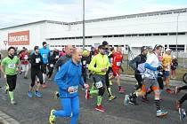 Zlínský jarní půlmaraton v Přílukách, 1 březena 2020