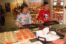 Jídelna v Základní škole Mánesova v Otrokovicích už párkrát uspěla v soutěži O nejlepší školní oběd.