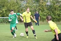 Fotbal III. třída Zlín: Fryšták B (zelení) - Žlutava