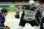 Hokejisté HC Energie hostili v play out PSG Zlín