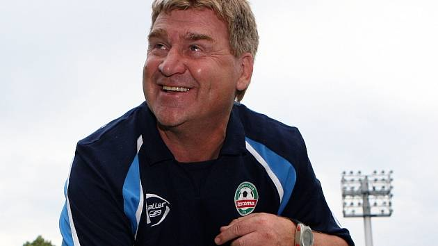 Trenér Josef Mazura