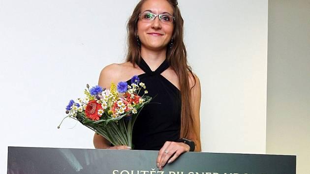 Miroslava Kupčíková - autorka vítězného návrhu