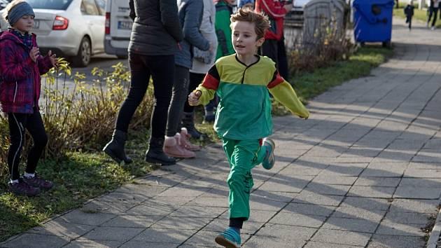 Štědrovečerní běh v Luhačovicích 2019