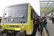 Arriva první jízda Praha – Trenčín