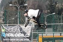 Zábavné a sportovní odpoledne ve Zlíně Big Thing
