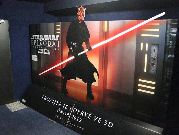 Slavné dílo George Lucase ve 3D