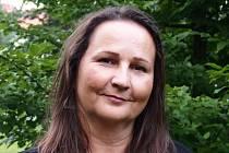 Ředitelka pobočky Naděje ve Zlíně Kateřina Pivoňková.