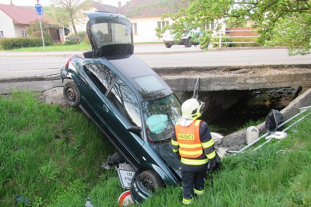 Nehoda v Ludkovicích