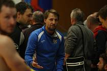 Futsalisté Zlína v akci trenér Zdeněk julina