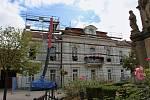 Radnice ve Valašských Kloboukách