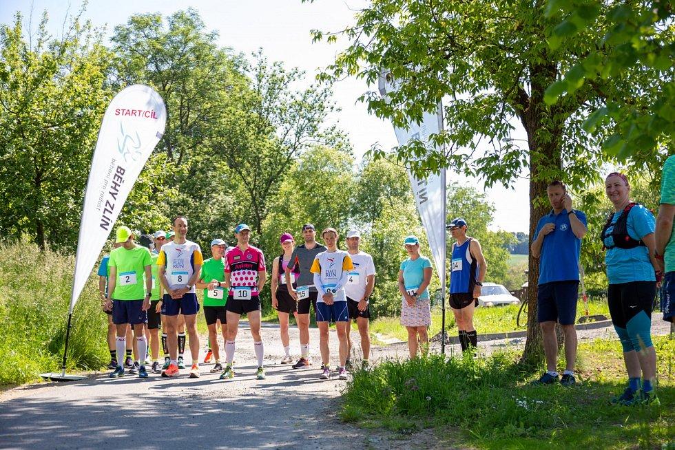 Zlínský jarní půlmaraton, Zlínský maraton