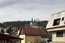 Vlachovice - Vrbětice.