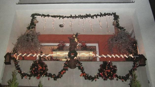 4. ročník soutěže o nejhezčí vánoční výzdobu ve Zlíně