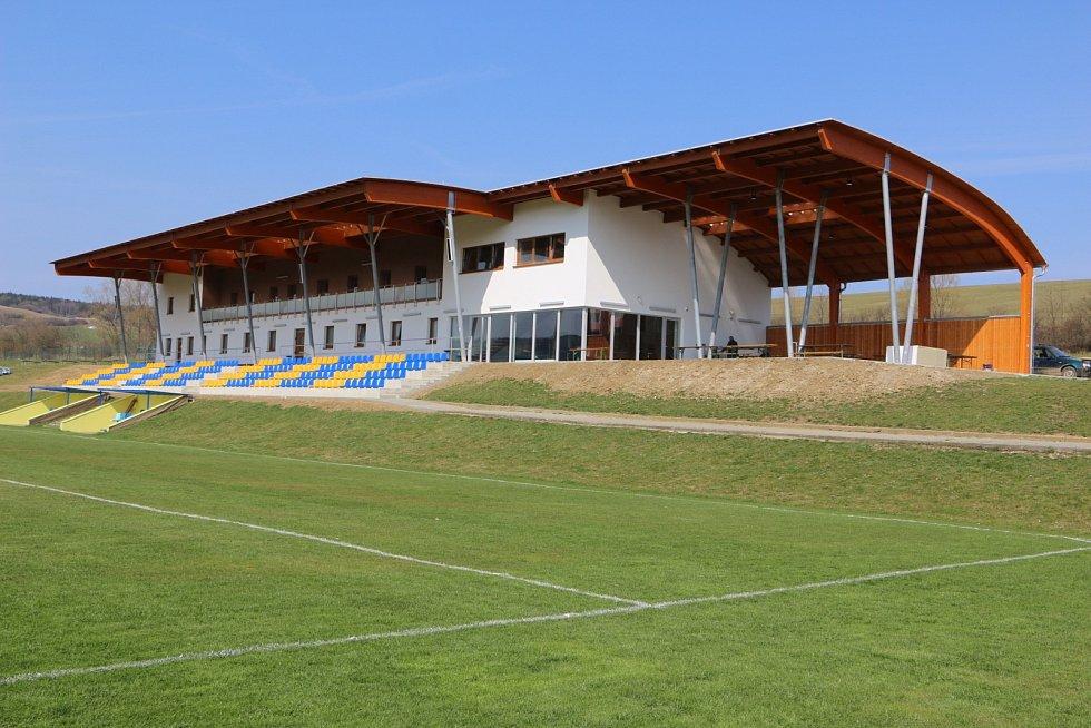 Sportovní centrum FC Strání
