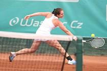 Do finále dvouhry se na zlínském mezinárodním tenisovém turnaje Smart Card Open Monet + se probojovala Rakušanka Melanie Klaffnerová.