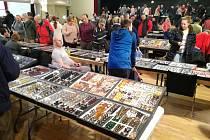 V Otrokovické Besedě se pořádala už po padesáté entomologická výstava.