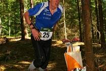 Tomáš Dlabaja, orientační běžec.