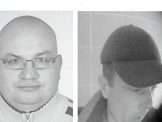 Policie pátrá po těchto dvou mužích