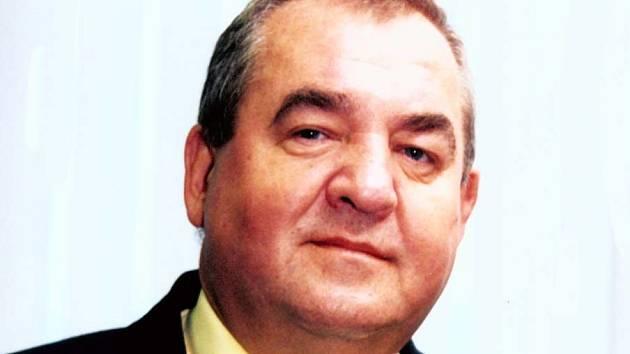Pavel Pravec, bývalý generální ředitel a předseda představenstva otrokovického Barumu Continental.