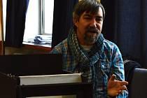 Režisér inscenace Městského divadla Zlín BIO RÁJ, Jozef Krasula