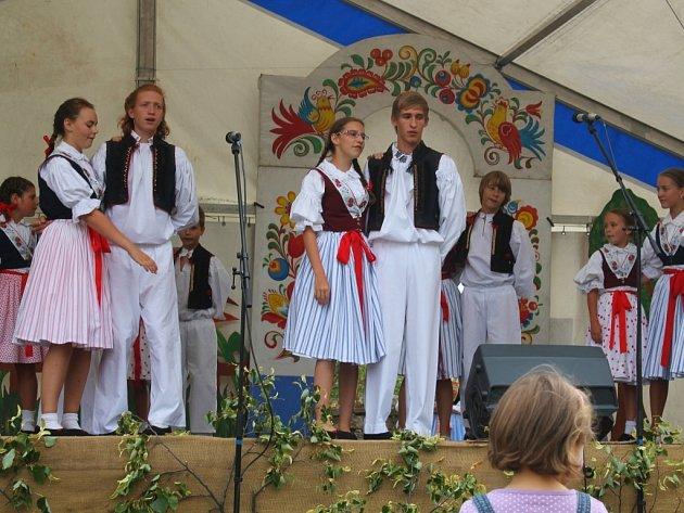 V pátek 9. srpna a v sobotu 10. srpna 2013 se v Napajedlech konal třináctý ročník folklórní akce Moravské chodníčky. V sobotu se konal ve městě na tamním náměstí také farmářský trh.