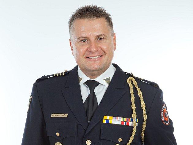 Milan Kladníček, ředitel Městské policie ve Zlíně