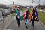 Tři králové ve Zlíně-Lužkovicích 2020