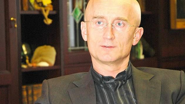 Zakladatel holdingu Synot Ivo Valenta