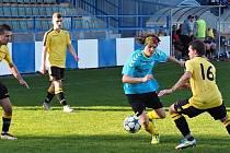Fotbalisté Štípy schytali v 16. kole okresního přeboru Zlínska těžký výprask, když ve Slušovicích prohráli 0:7.