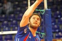 Volejbalista Jan Barák