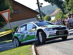 Barum Czech Rally Zlín - kvalifikace