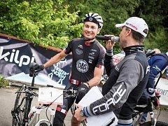Ve Velkých Karlovicích se konalo Bike Valachy, třetí závod seriálu Valachy Tour.
