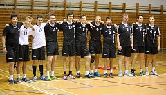 Volejbalisté Holešova se znovu dali dohromady. V premiéře krajského přeboru Zlínska dvakrát zvítězili v Bojkovicích.