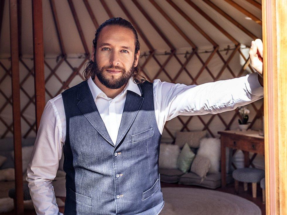 Petr Borák, generálním ředitelem Wellness & spa hotelu Augustiniánský dům vLuhačovicích.