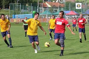 Fotbal v Kašavě v sobotu oslavil 80. výročí od založení klubu.