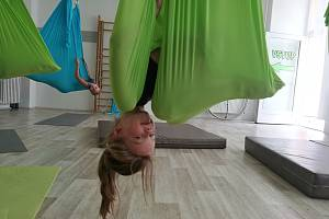 Létající Yoga