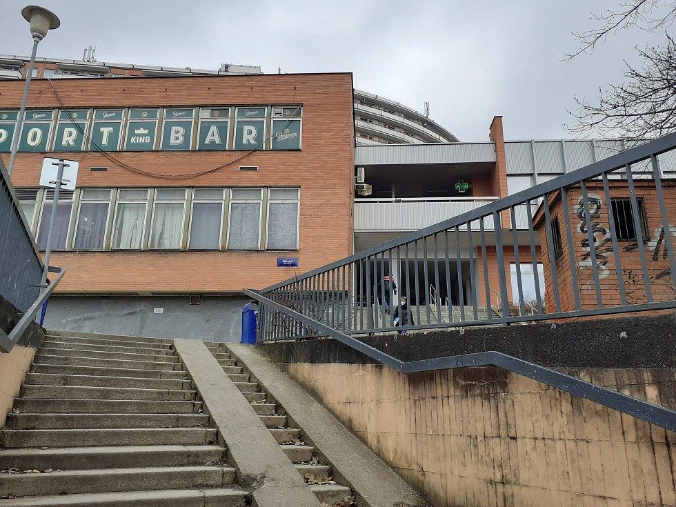 Ostudy Zlína: Podchody na Jižních Svazích.