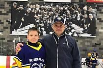 Tomáš Valášek a mládežnický hokej ve Zlíně