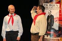 Pionýři na scéně Městkého divadla