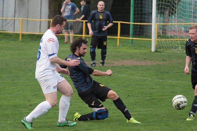 I. B třída: FC Malenovice - Admira Hulín