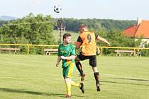 Fotbal IV třída: Hvozdná B - Bratřejov