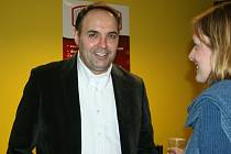 Trenér mistrů ČR z roku 2004 Ernest Bokroš